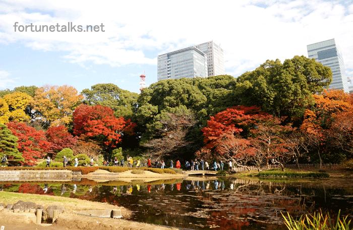 【東京都内パワースポット】皇居「二の丸庭園の井戸」場所や行き方は?